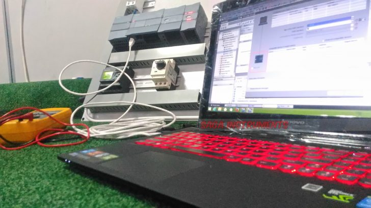 PLC Training module