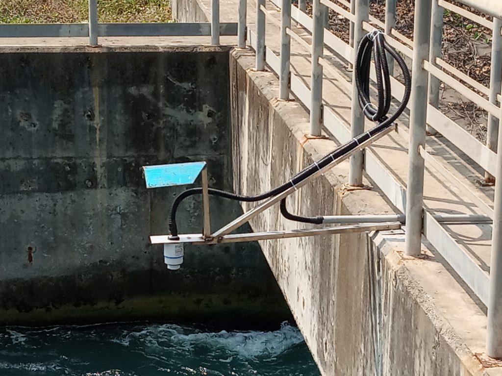 Penambahan flowmeter