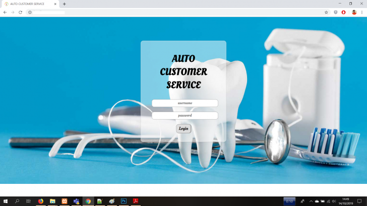 Auto Customer Service