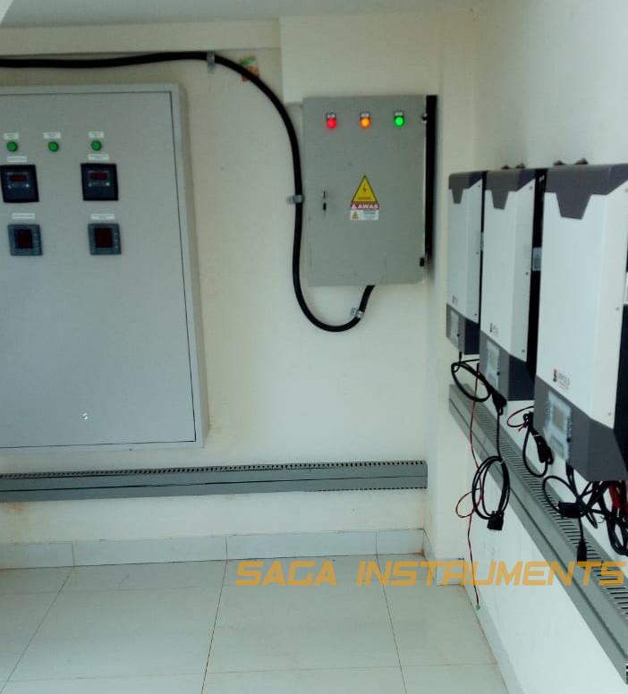 solar cell controller