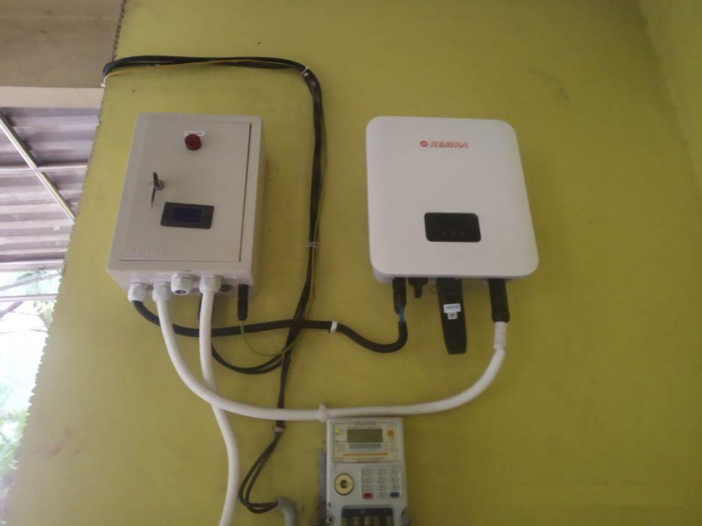 inverter solar cell ongrid 1
